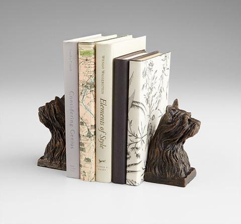 Cyan Designs - Westie Bookends - 06248