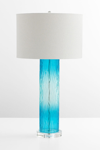 Image of Blue Dawn Table Lamp