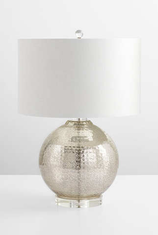 Cyan Designs - Hammered Reflections Table Lamp - 06321