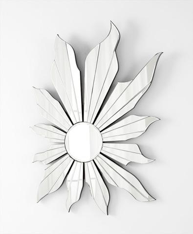 Cyan Designs - Lively Flower Mirror - 06372