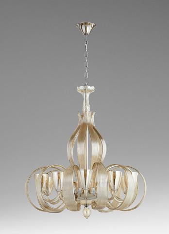 Cyan Designs - Lucille Ten Light Chandelier - 06437