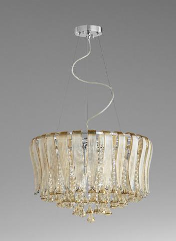 Cyan Designs - Olivia Eight Light Pendant - 06440