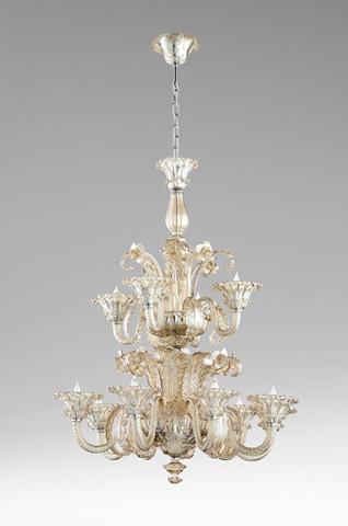 Cyan Designs - LaScala Twelve Light Chandelier - 06446