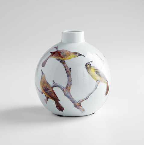 Cyan Designs - Small Aviary Vase - 06470