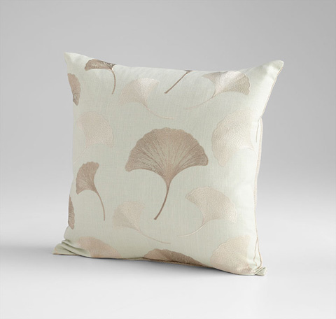 Cyan Designs - Secret Garden Pillow - 06510