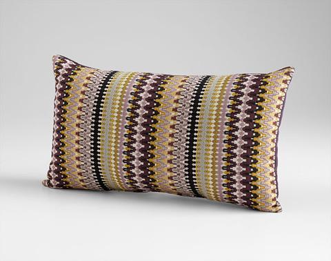 Cyan Designs - Ziggy Pillow - 06530