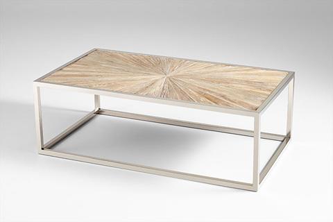 Cyan Designs - Aspen Coffee Table - 06551