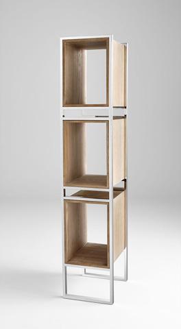 Cyan Designs - Pueblo Book Shelf - 06554