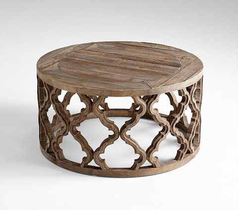 Cyan Designs - Sirah Coffee Table - 06559