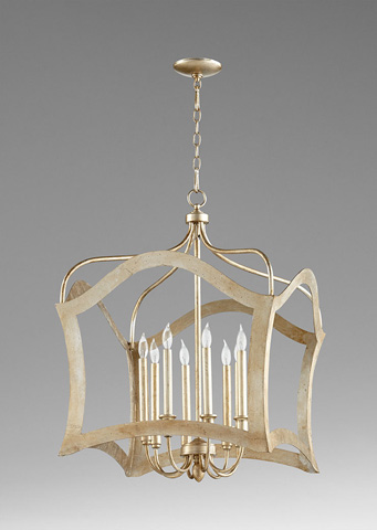 Cyan Designs - Milan Eight Light Pendant - 06582