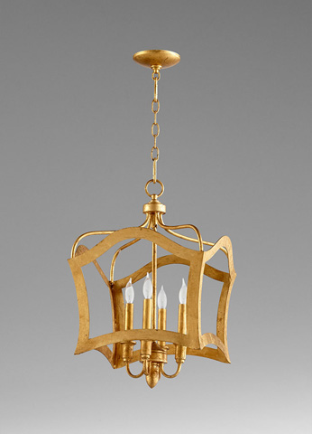 Cyan Designs - Milan Four Light Pendant - 06583