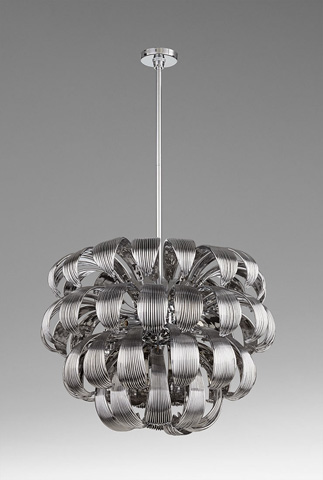 Cyan Designs - Day Lily Eight Light Pendant - 06591