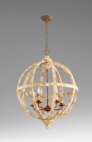 Cyan Designs - Landon Chandelier - 06622