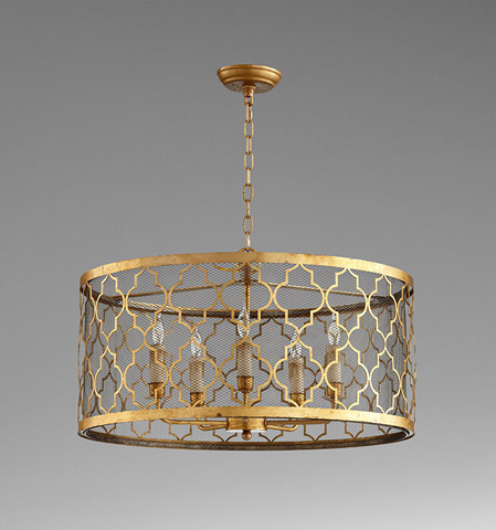 Cyan Designs - Romeo Five Light Pendant - 06624