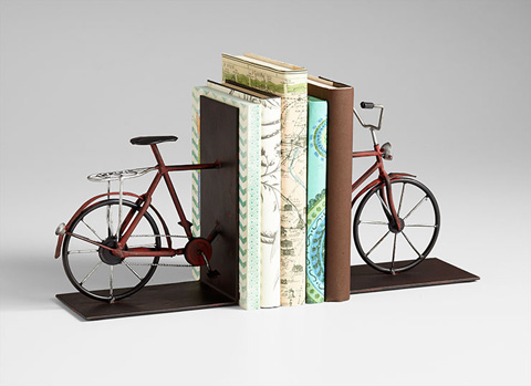 Cyan Designs - Pedal Bookend - 06649