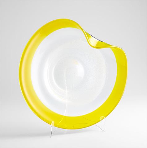 Cyan Designs - Small Cosmic Plate - 06753
