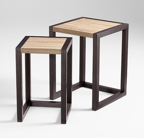 Cyan Designs - Becket Nesting Tables - 06792