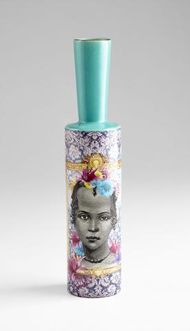 Cyan Designs - Chakra Vase - 06880