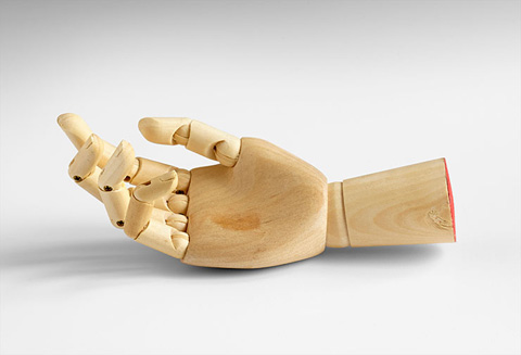 Cyan Designs - Manus Sculpture - 06903