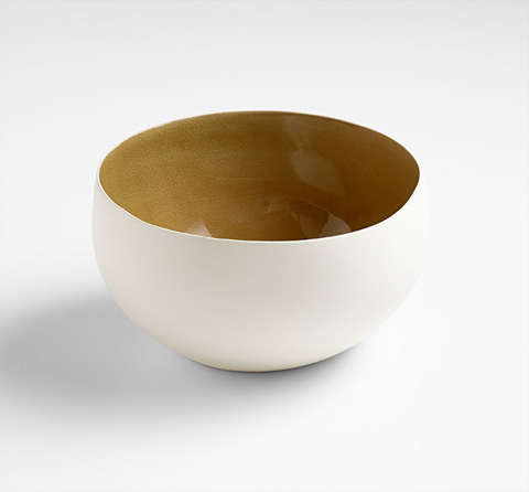 Cyan Designs - Medium Latte Bowl - 06912