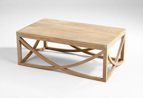Cyan Designs - Lancet Arch Coffee Table - 07018