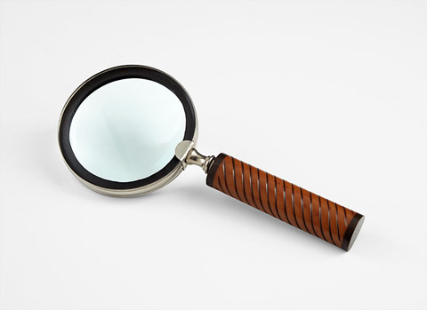 Cyan Designs - Holding Magnifier - 07049