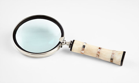 Cyan Designs - Watson Magnifier - 07053