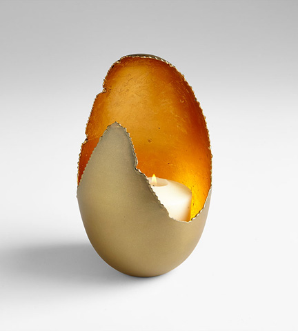 Cyan Designs - Large Lucina Candleholder - 07145