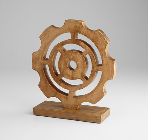 Cyan Designs - Bangalore Sculpture - 07158