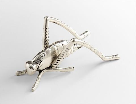 Cyan Designs - Grasshopper Sculpture - 07185