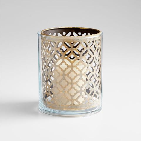 Cyan Designs - Small Versailles Candleholder - 07234