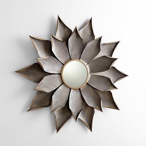 Cyan Designs - Small Blossom Mirror - 07246