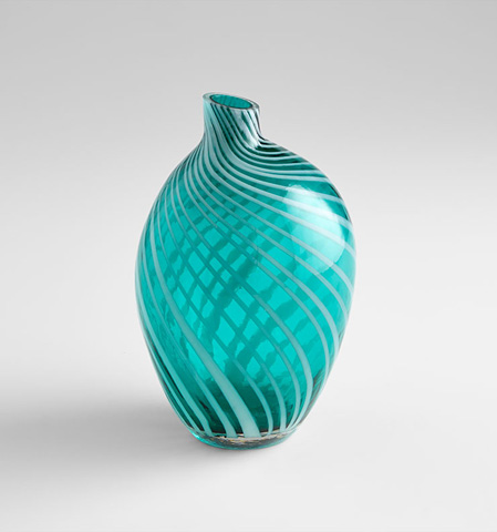Cyan Designs - Medium Prague Vase - 07303