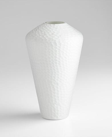 Cyan Designs - Large Buttercream Vase - 07316