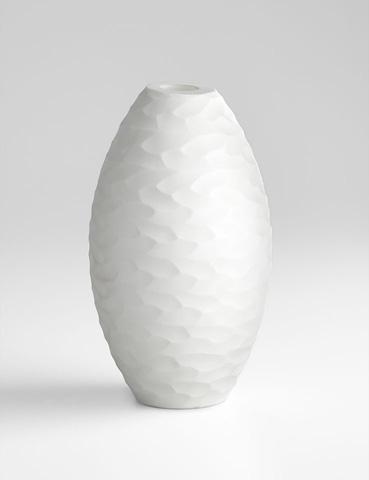 Cyan Designs - Small Meringue Vase - 07324