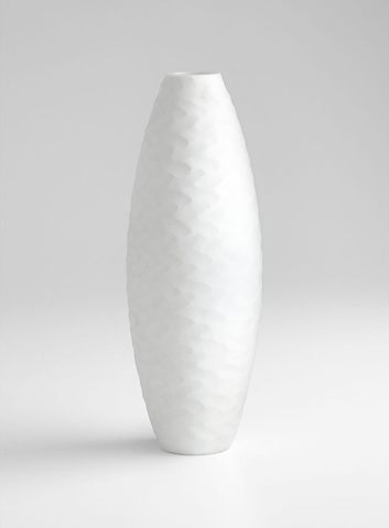 Cyan Designs - Large Meringue Vase - 07325