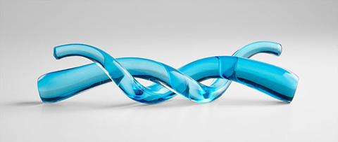 Cyan Designs - Double Helix Sculpture - 07360