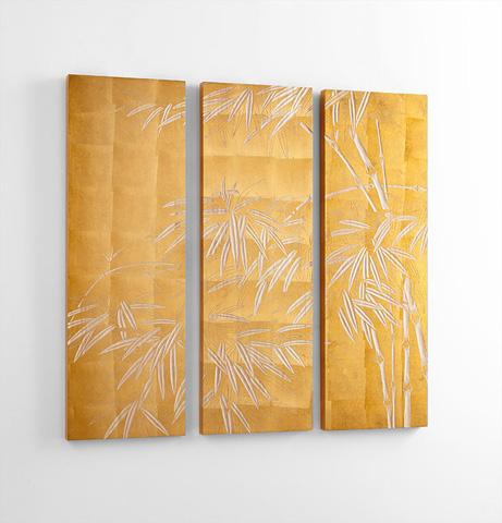 Cyan Designs - Oceania Wall Art - 07516