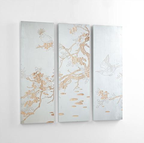 Cyan Designs - Osaka Wall Art - 07517