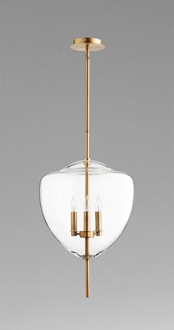 Cyan Designs - Ember Three Light Pendant - 07588