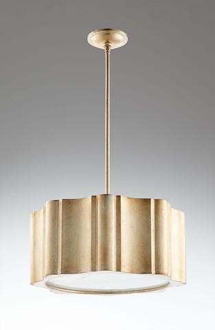 Cyan Designs - Cloud Nine Six Light Pendant - 07628