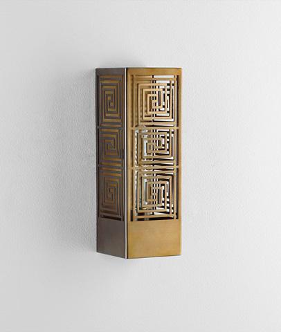 Cyan Designs - Allister Wall Sconce - 07673