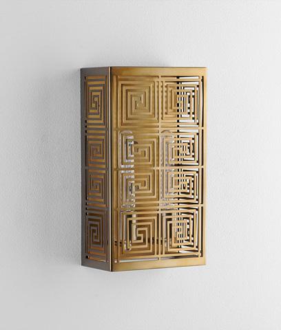 Cyan Designs - Allison Wall Sconce - 07674