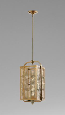 Cyan Designs - Allison One Light Pendant - 07675