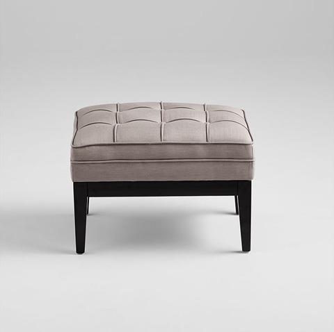 Cyan Designs - A Leg Ottoman - 07697