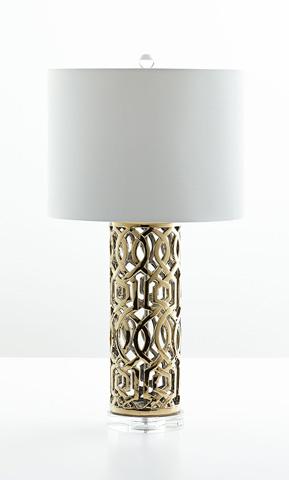 Cyan Designs - Empress Table Lamp - 07744