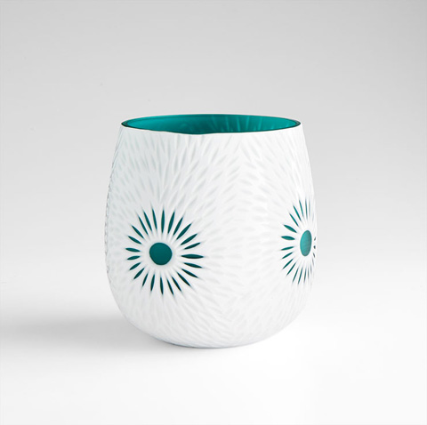 Cyan Designs - Small Cameo Vase - 07839