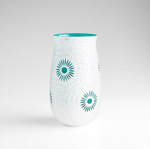 Cyan Designs - Large Cameo Vase - 07840