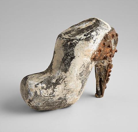 Cyan Designs - Shoemaker Sculpture - 07877