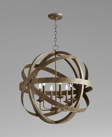 Cyan Designs - Gladwin Six Light Pendant - 07966